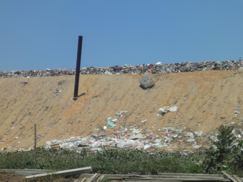 Pulau Burung Landfill Penang