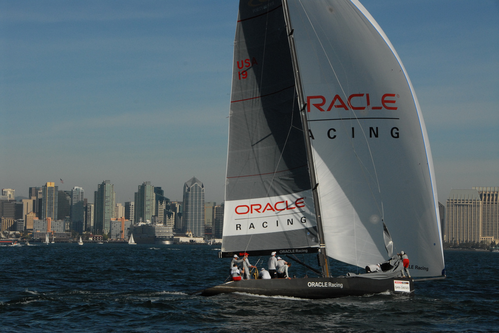 ORACLE RC44 Cup San Diego March 5 & 6, 2011