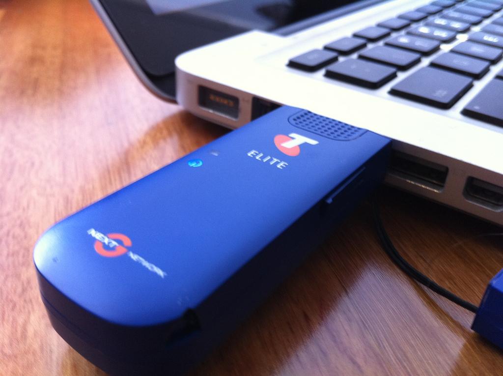 Telstra Elite Mobile Broadband USB 21mbit modem