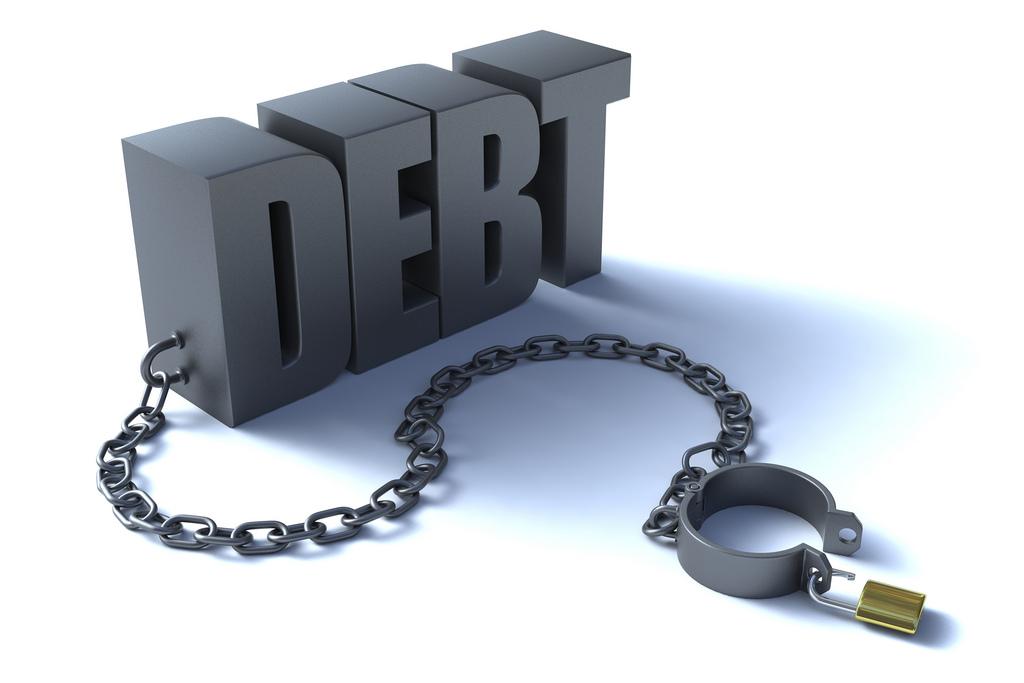 3D Shackled Debt