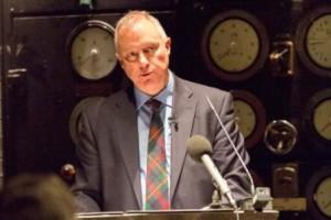 Iain Lobban valedictory speech 2014