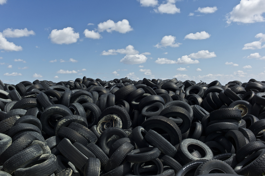 Has an Aussie start-up cracked how to make tyre recycling