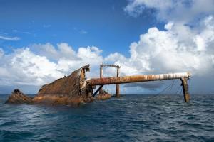 Shipwreck Polyexni