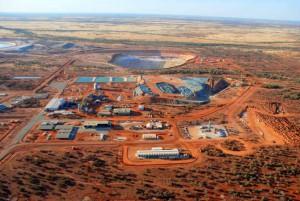 DeGrussa Copper Gold Mine - Aerial