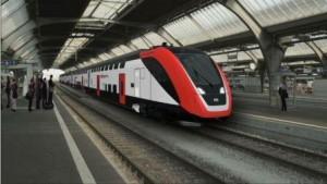 New regional train NSW