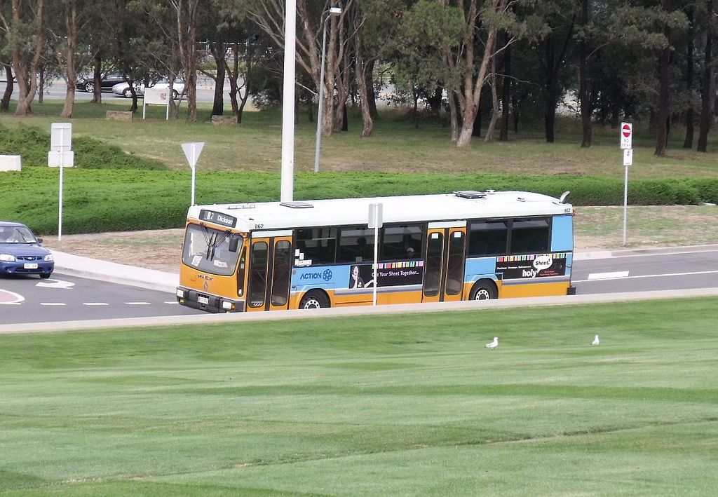 Canberra Bus