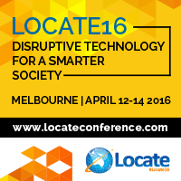 Locate16 Conference @ Melbourne Convention and Exhibition Centre