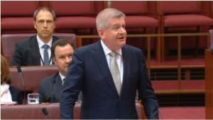 Fifield Senate snip