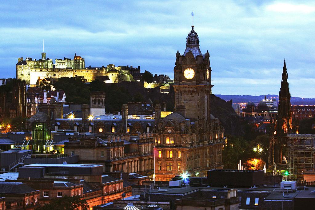 Edinburgh at a glance