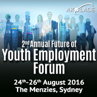 2nd Annual Future of Youth Employment Forum @ The Menzies, Sydney