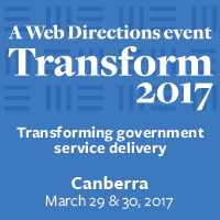 TRANSFORM: The Government Transformation Conference @ Canberra | Australian Capital Territory | Australia