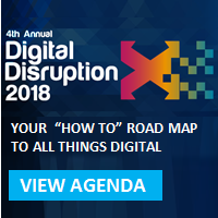 4th Annual Digital Disruption X 2018 @ Novotel Sydney Central   Haymarket   New South Wales   Australia