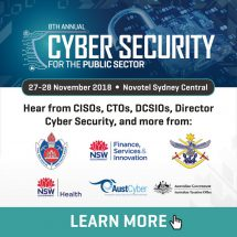 8th Annual Cyber Security for Public Sector Summit @ Novotel Sydney Central | Sydney | New South Wales | Australia
