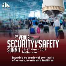 3rd Venue Security and Safety Summit @ Pullman Melbourne Albert Park | Albert Park | Victoria | Australia
