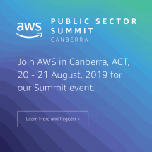 AWS Public Sector Summit Canberra