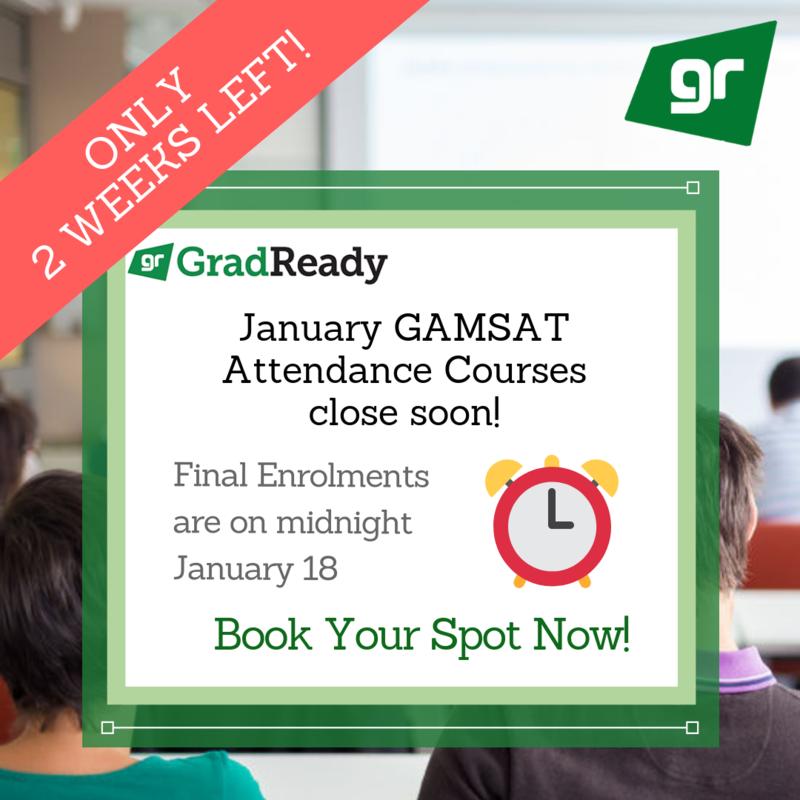 Enrolments close in less than 2 weeks on Friday 18 January 11:59 PM AEDT