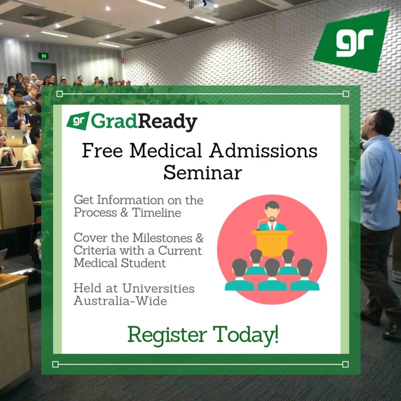 Medical School Admissions Seminar