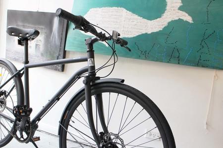 20 nexus 3 speed bicycle close up