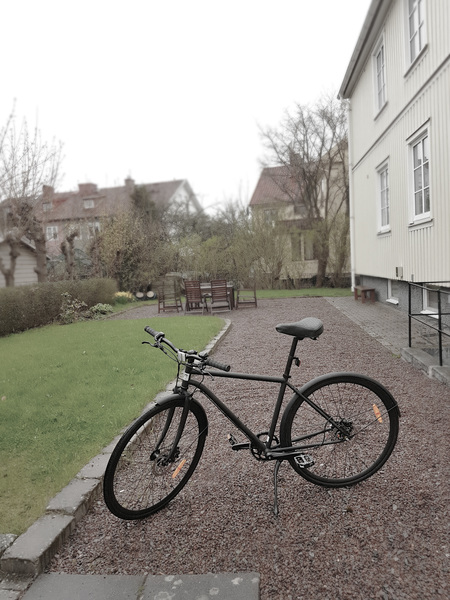 I am free bicycle in sweden 1