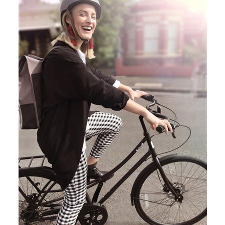 I am free step threough bicycle