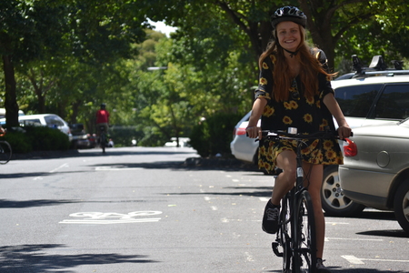 33 molly gibson iamfree girl bicycle