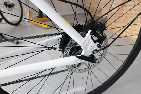 Tektro auriga hydraulic disc brakes