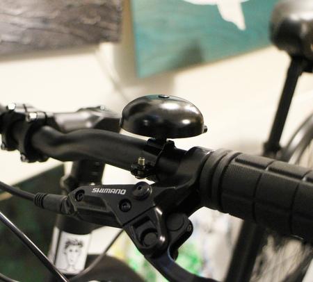 Shimano hydraulic disc brakes lever
