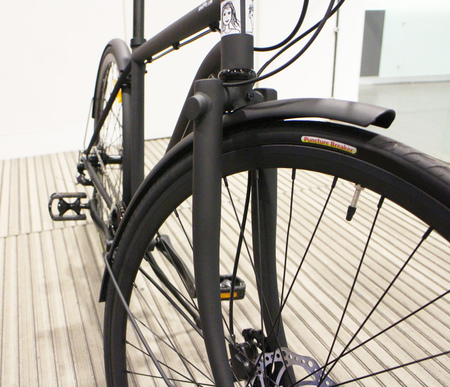 Bicycle fork
