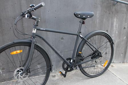Iamfree bicycle frame