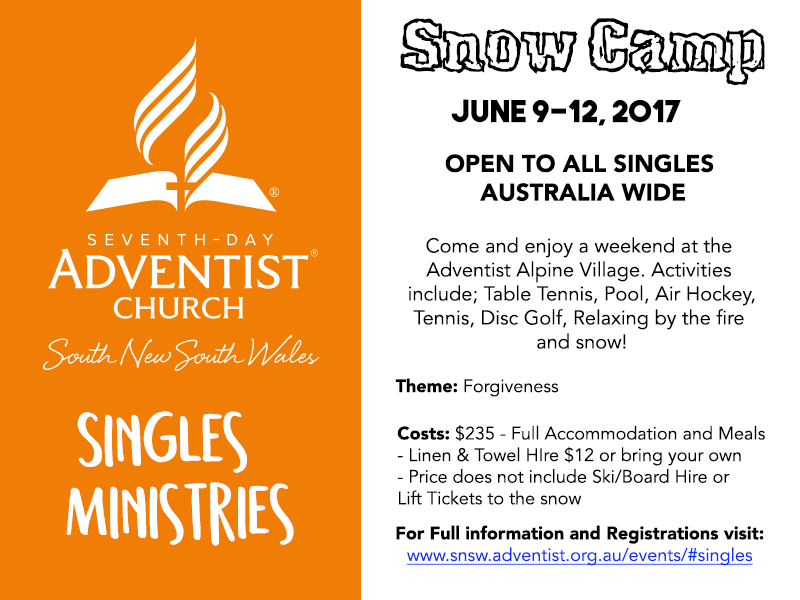snow camp singles Toolsgooglecom.