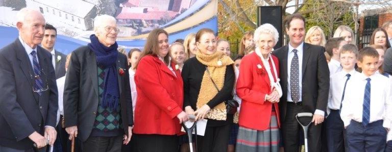 Wahroonga Adventist School's Groundbreaking Ceremony