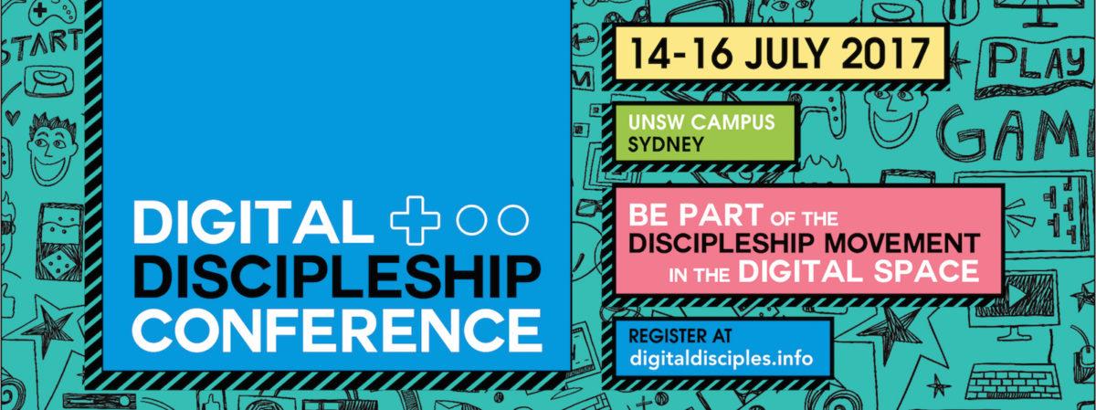 Digital Discipleship 2017