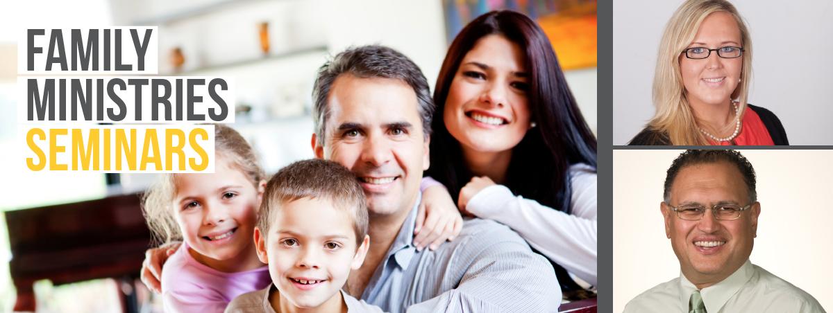Family Ministry Seminars