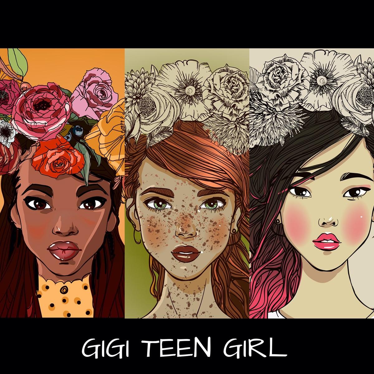Gigi Teen Girls Podcast