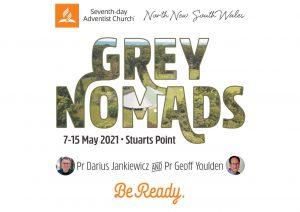 Grey Nomads - Retirees Camp 2021