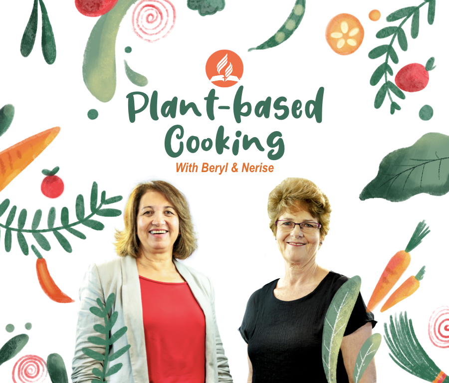 Cooking with Beryl & Nerise