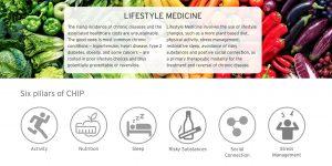 pilars of CHIP wholistic health program