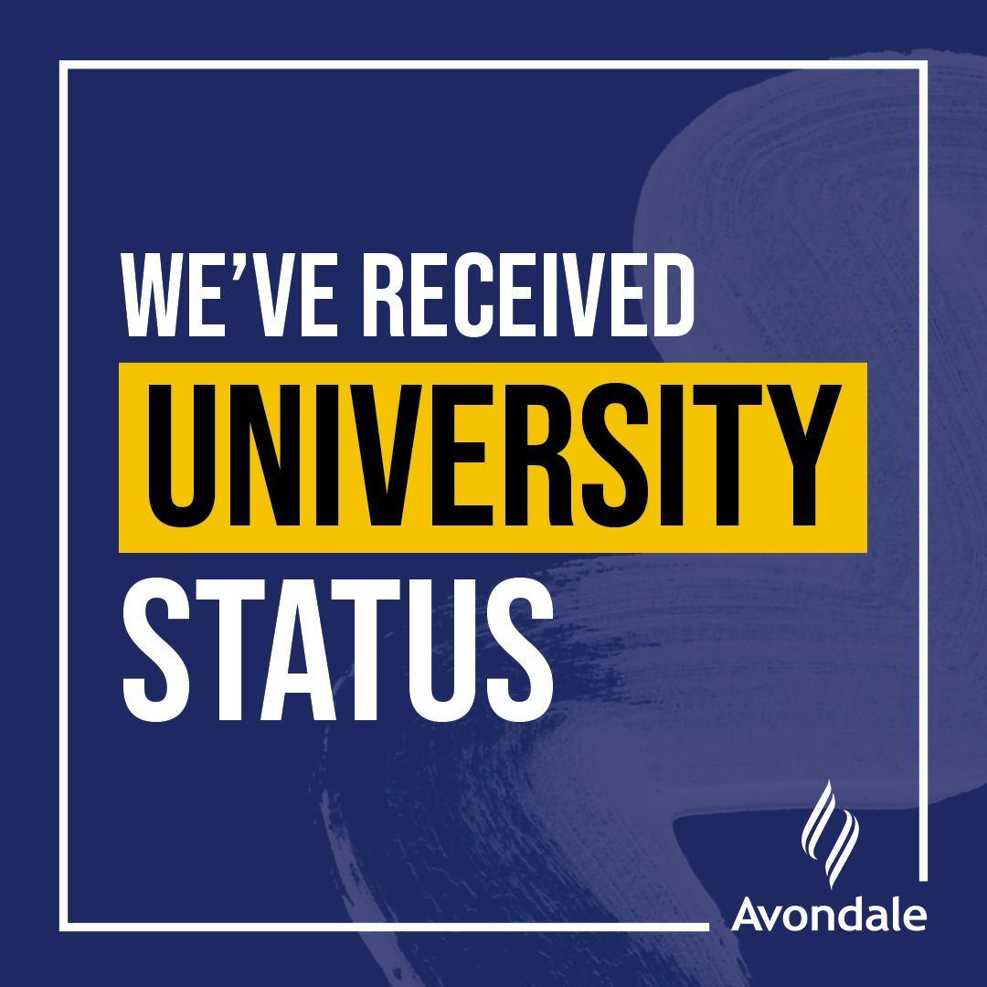 Australian adventist college receives university status.