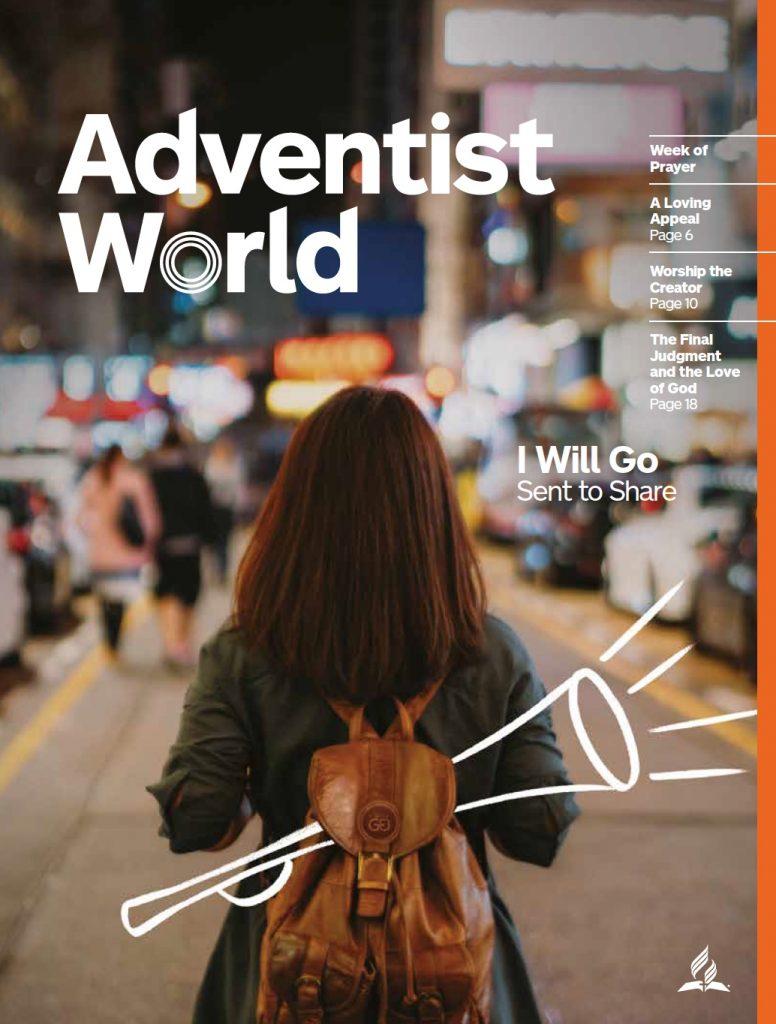Adventist World-Week Of Prayer 2021 Book Cover