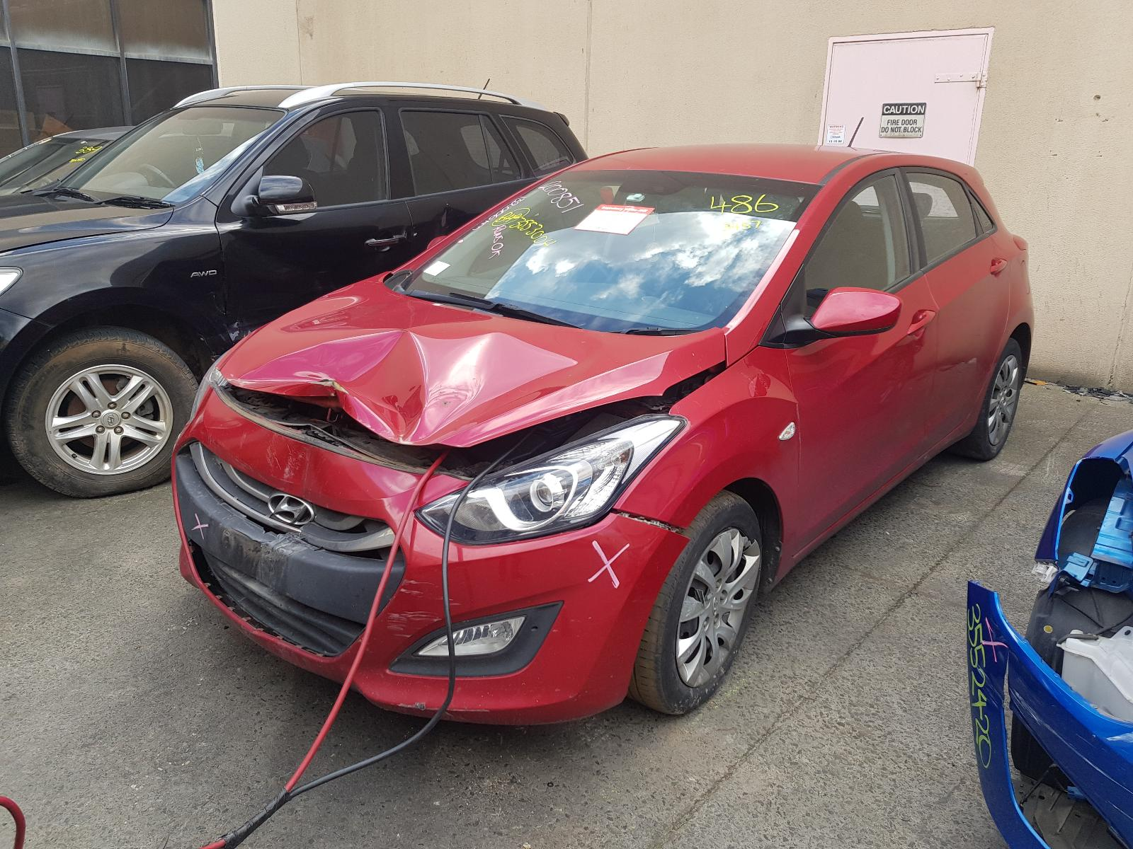 View Auto part Engine Hyundai I30 2014