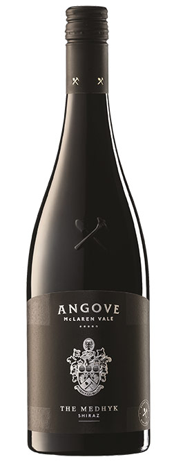 Angove The Medhyk McLaren Vale Shiraz 2015
