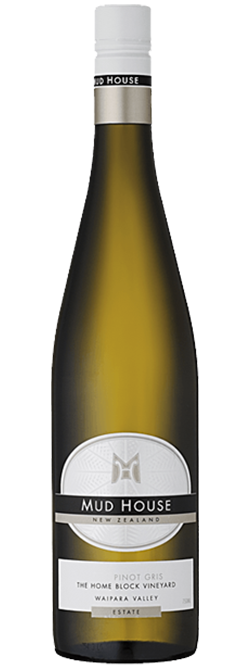 Mud House Single Vineyard Home Block Waipara Valley Pinot Gris 2020