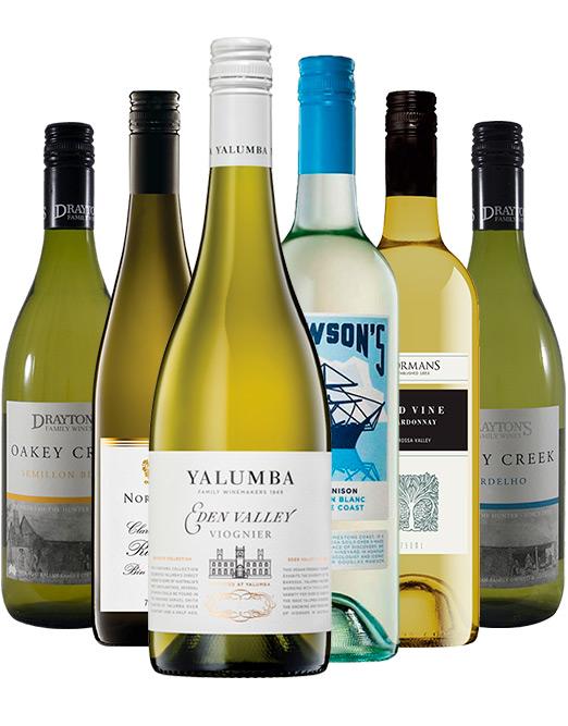 Australia's Founding Winemakers White Wine Mixed Dozen