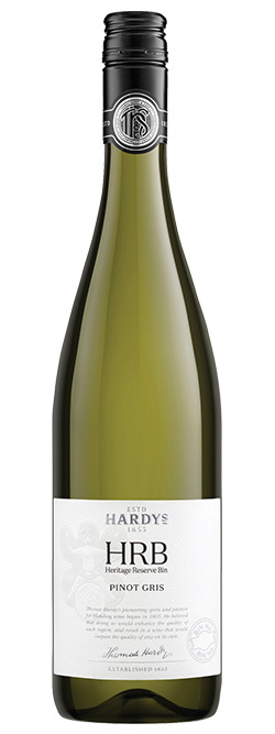 Hardys HRB Tasmania Adelaide Hills Pinot Gris 2014