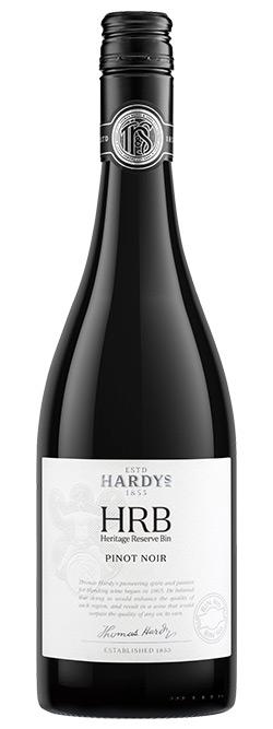 Hardys HRB Tasmania Yarra Valley Pinot Noir 2018