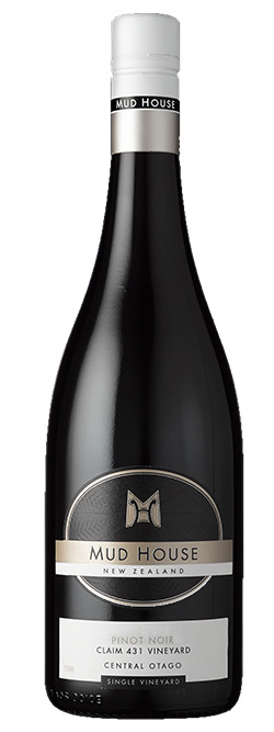 Mud House Single Vineyard Claim 431 Pinot Noir 2017