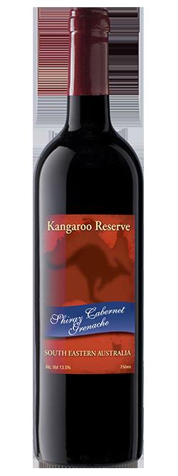 Andrew Peace Kangaroo Reserve Shiraz Cabernet Grenache