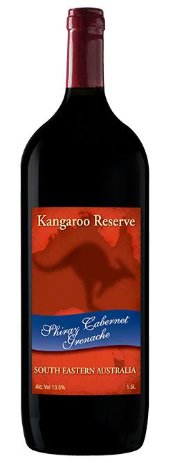 Andrew Peace Kangaroo Reserve Shiraz Cabernet Grenache 1.5L
