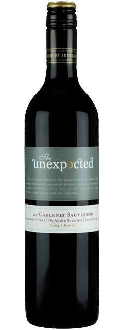 The Unexpected Victorian Cabernet Sauvignon 2016