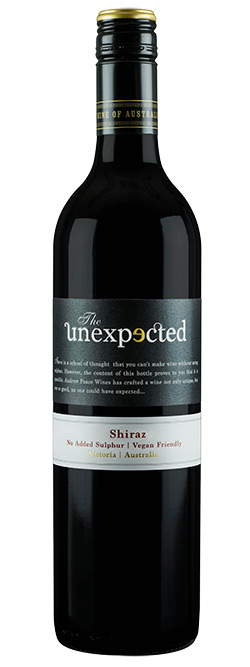 The Unexpected Victorian Shiraz 2016